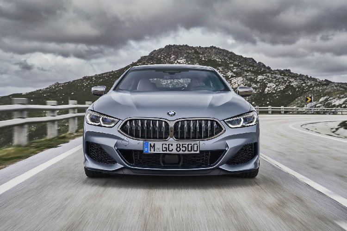 BMW 8-Series Gran Coupe chao gia 5,2 ty dong tai Malaysia-Hinh-8