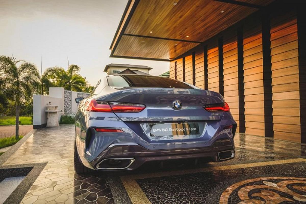 BMW 8-Series Gran Coupe chao gia 5,2 ty dong tai Malaysia-Hinh-9