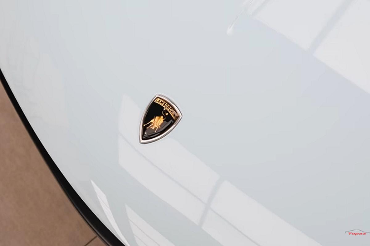 Xem qua trinh dan bao ve son cho sieu xe Lamborghini Miura SV-Hinh-2
