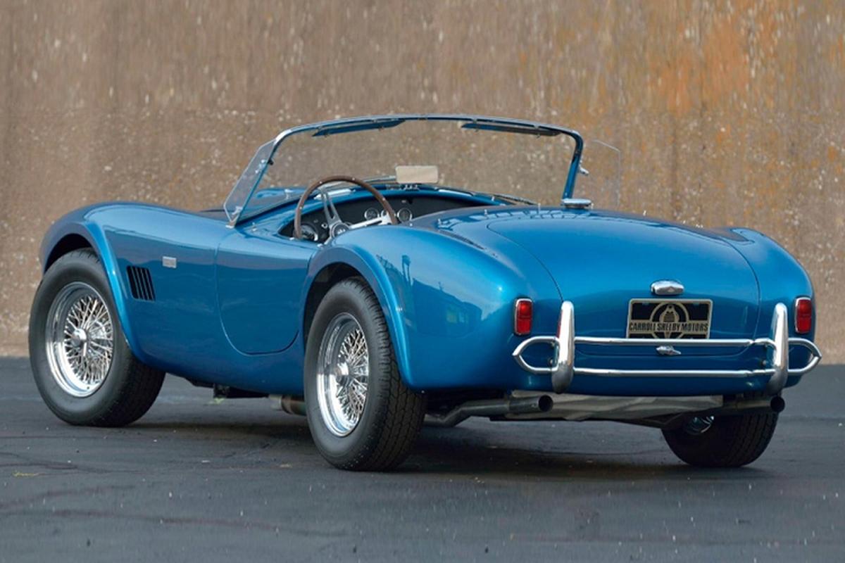 Dan choi mat 12 nam phuc che Shelby Cobra 289 doi 1963-Hinh-2
