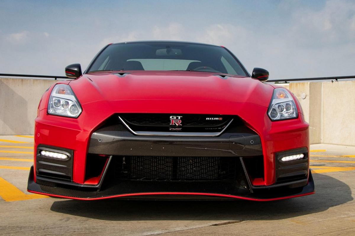 Nissan GT-R Nismo 2020 co gi ma gia toi hon 4,6 ty dong?