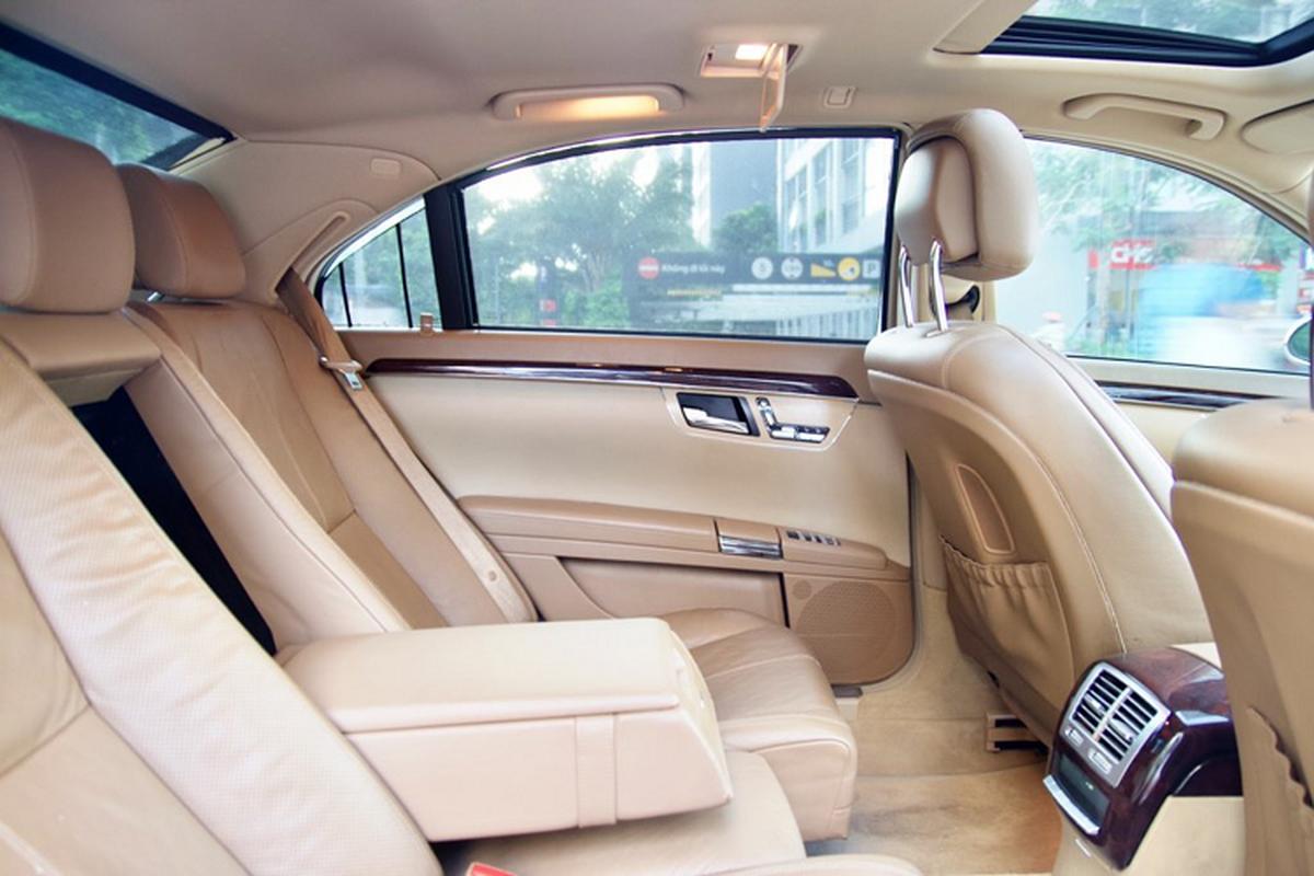 Xe sang Mercedes-Benz S550 dung 10 nam, gia ngang Mazda3-Hinh-5