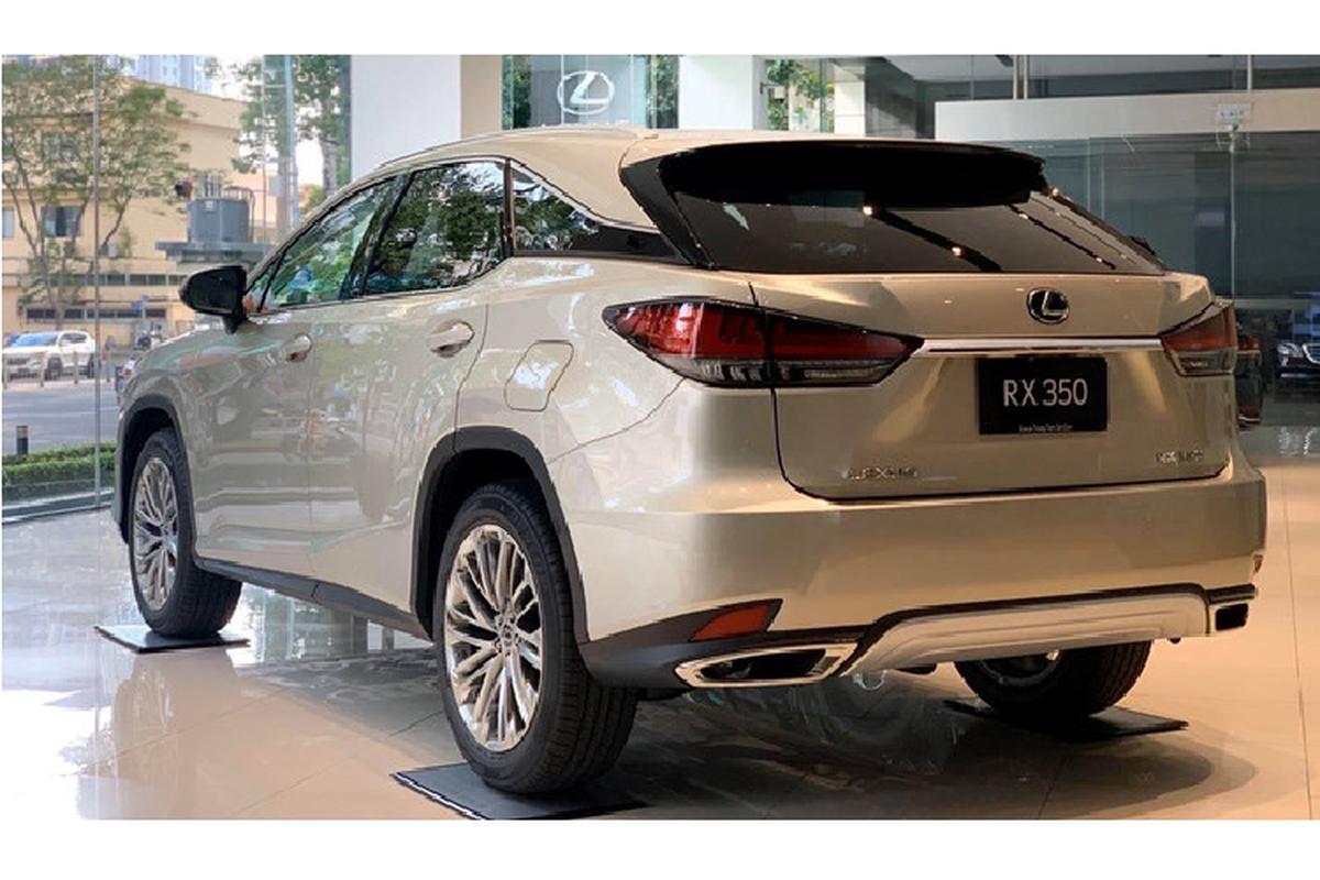 Can canh Lexus RX350 2020 nhap My hon 4,5 ty o Ha Noi-Hinh-6