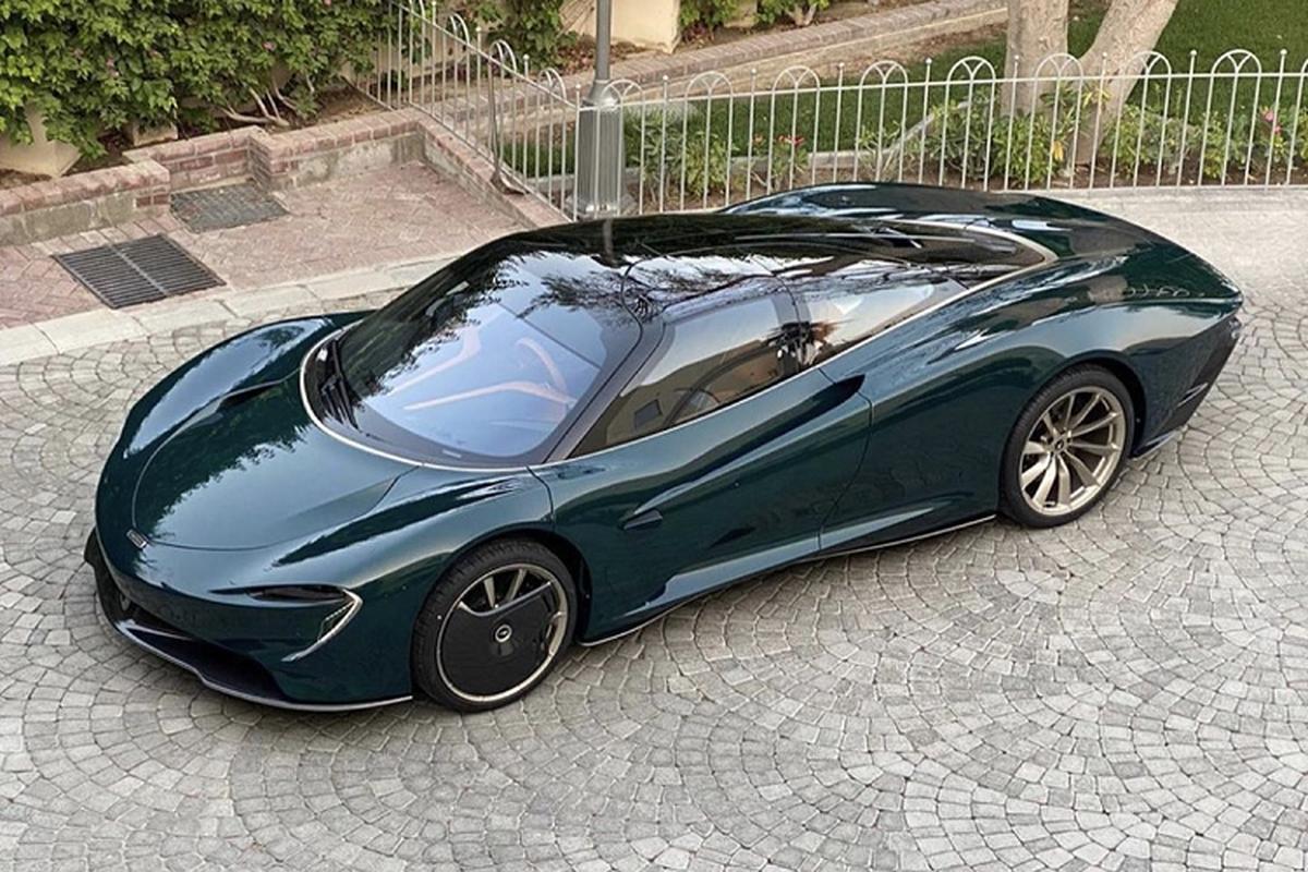 McLaren Speedtail khoac ao carbon xanh hang doc tai Bahrain-Hinh-8