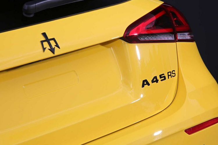 """Hot hatch Mercedes-AMG A45 S """"tuyet dinh"""" voi 518 ma luc-Hinh-2"""
