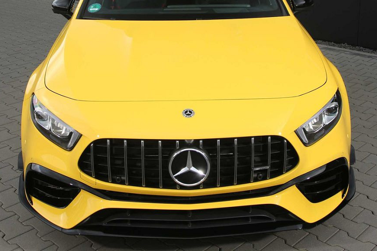 """Hot hatch Mercedes-AMG A45 S """"tuyet dinh"""" voi 518 ma luc-Hinh-4"""