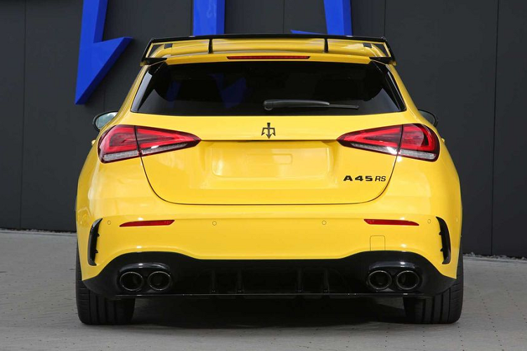 """Hot hatch Mercedes-AMG A45 S """"tuyet dinh"""" voi 518 ma luc-Hinh-5"""