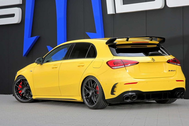 """Hot hatch Mercedes-AMG A45 S """"tuyet dinh"""" voi 518 ma luc-Hinh-7"""
