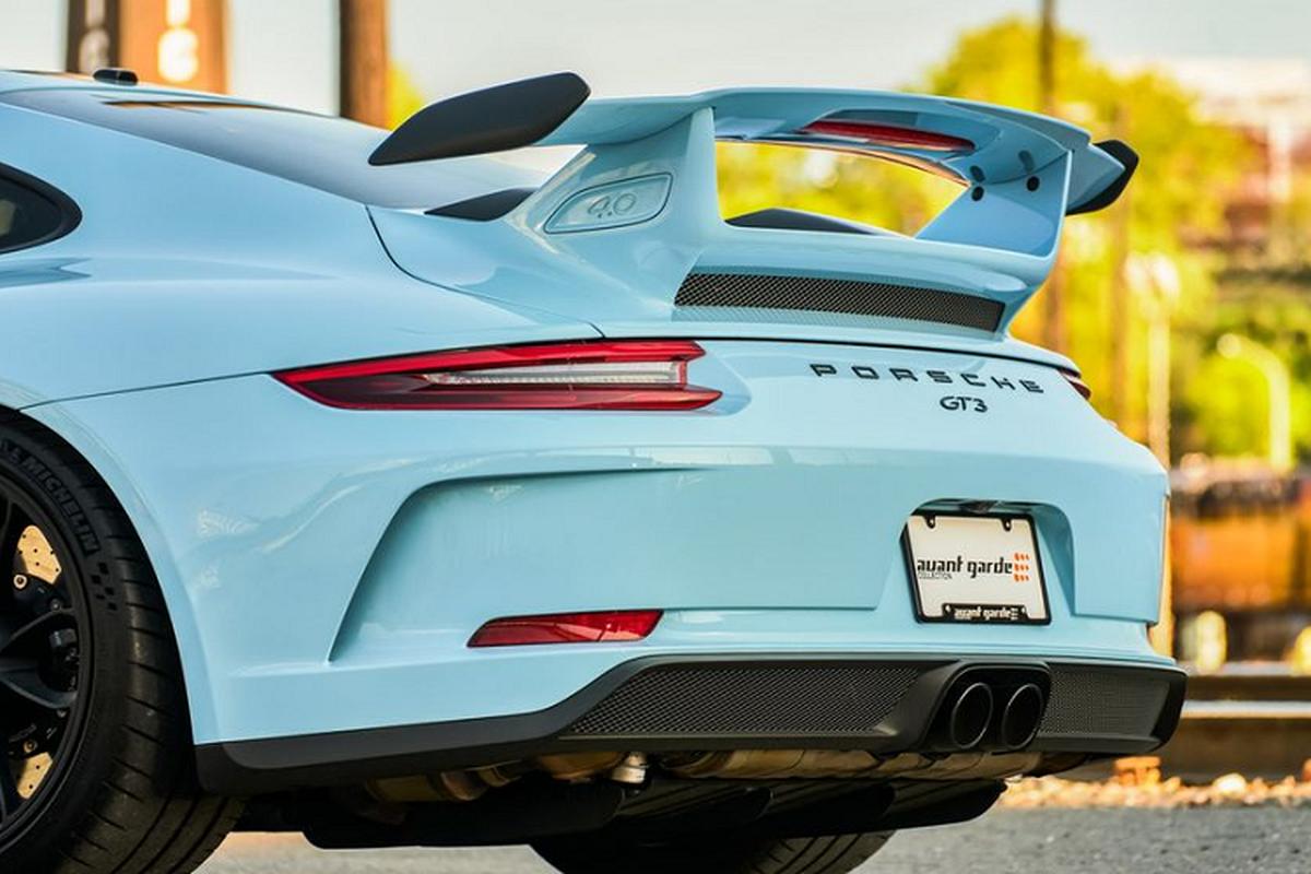 """Porsche 911 GT3 """"sieu luot"""" chay 2 nam co gi de...re?-Hinh-5"""
