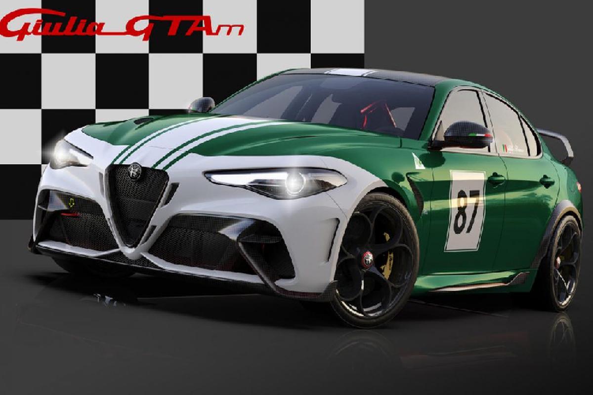 Sieu xe Alfa Romeo Giulia GTA ban ra tu 193.000 USD-Hinh-2