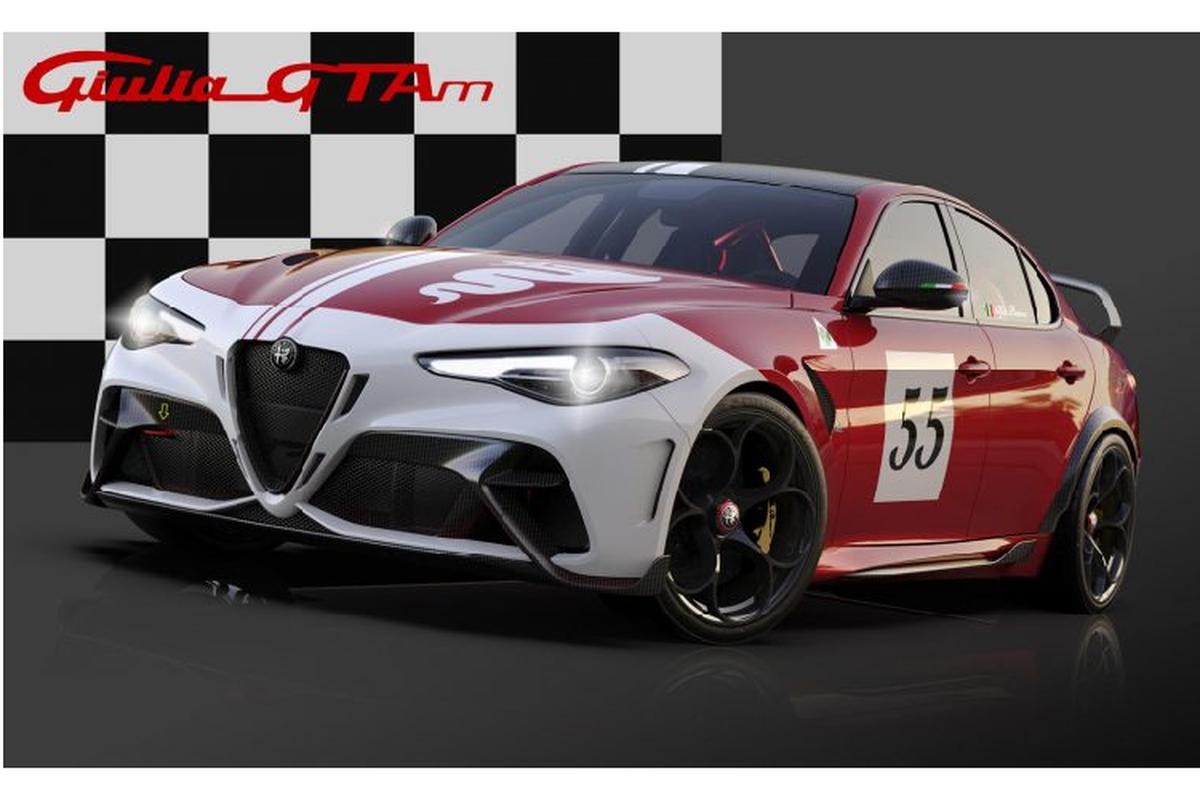 Sieu xe Alfa Romeo Giulia GTA ban ra tu 193.000 USD