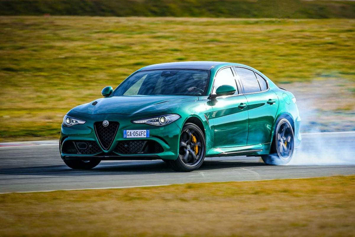 Ra mat Alfa Romeo Giulia va Stelvio Quadrifoglio 2020 moi-Hinh-2