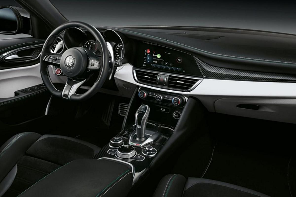 Ra mat Alfa Romeo Giulia va Stelvio Quadrifoglio 2020 moi-Hinh-4