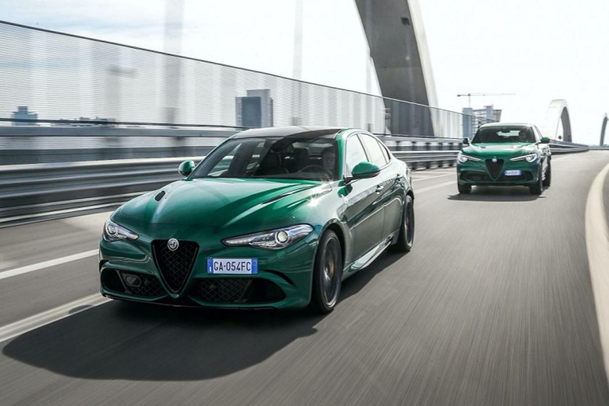 Ra mat Alfa Romeo Giulia va Stelvio Quadrifoglio 2020 moi-Hinh-6