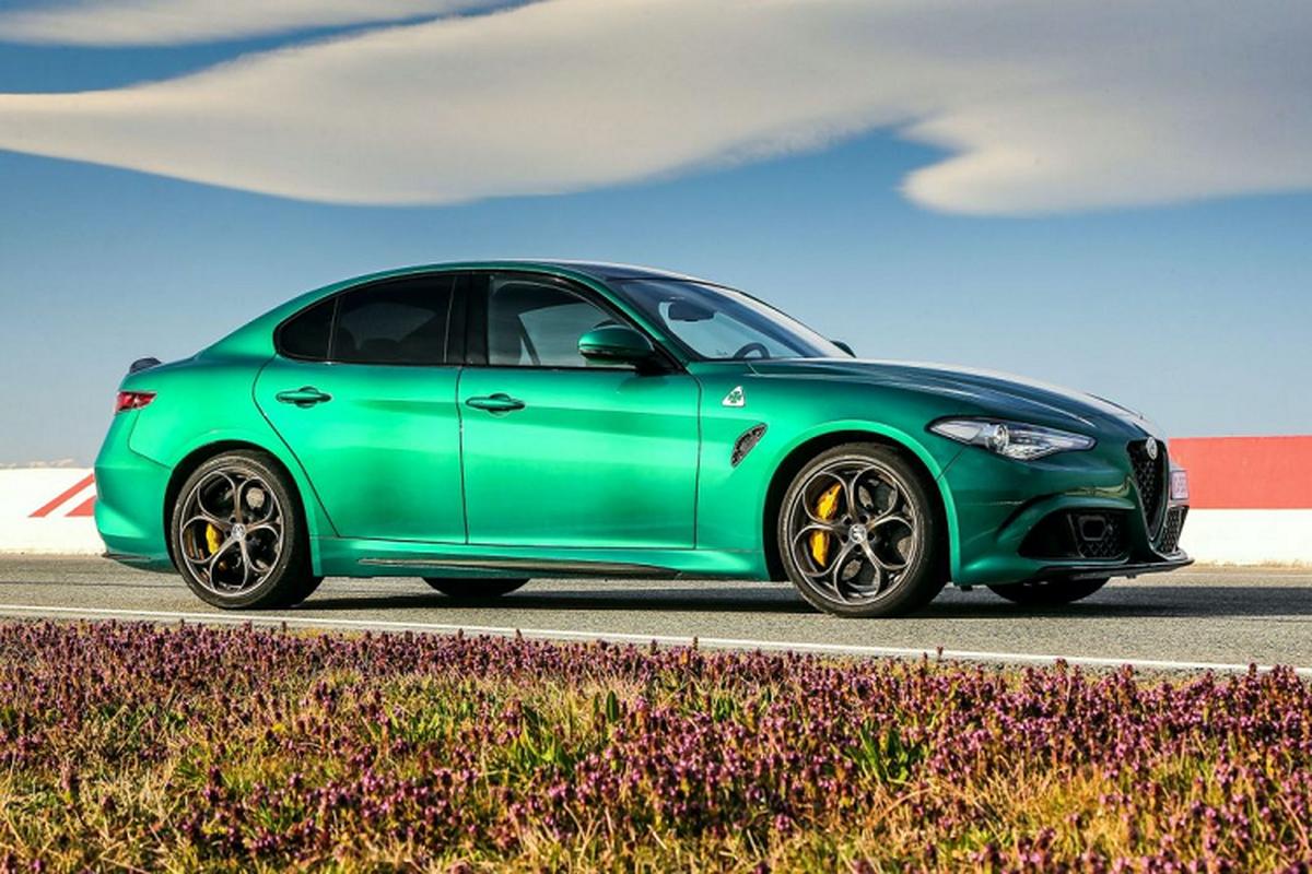 Ra mat Alfa Romeo Giulia va Stelvio Quadrifoglio 2020 moi-Hinh-8