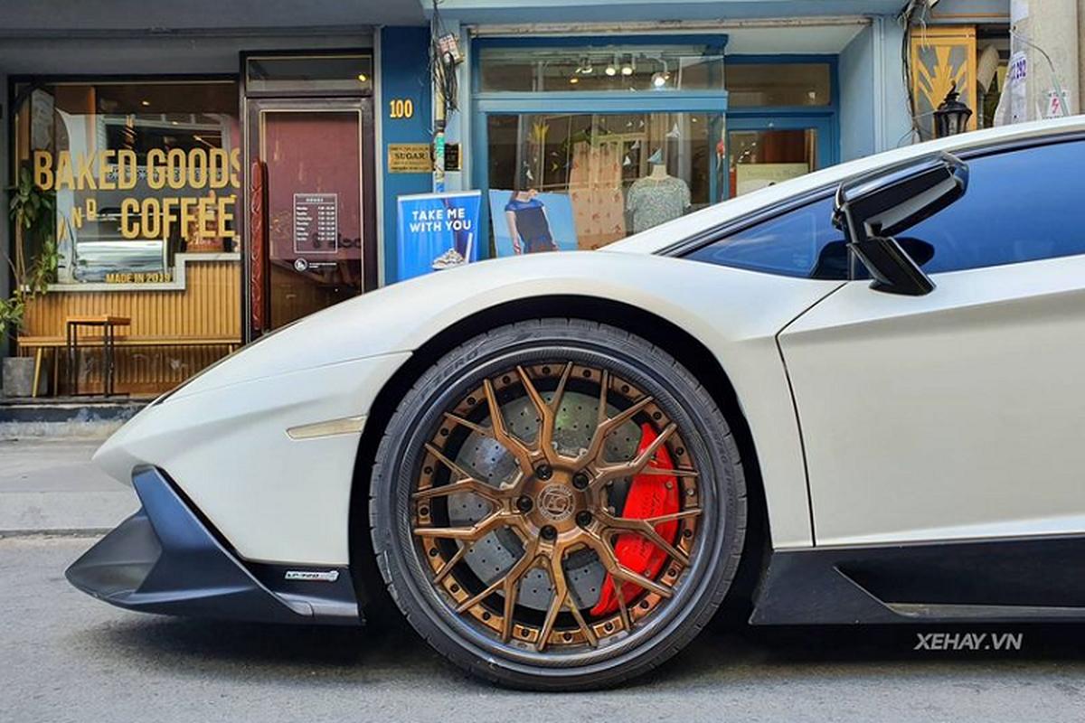 Lamborghini Aventador do 50th Anniversario doc nhat Viet Nam-Hinh-4