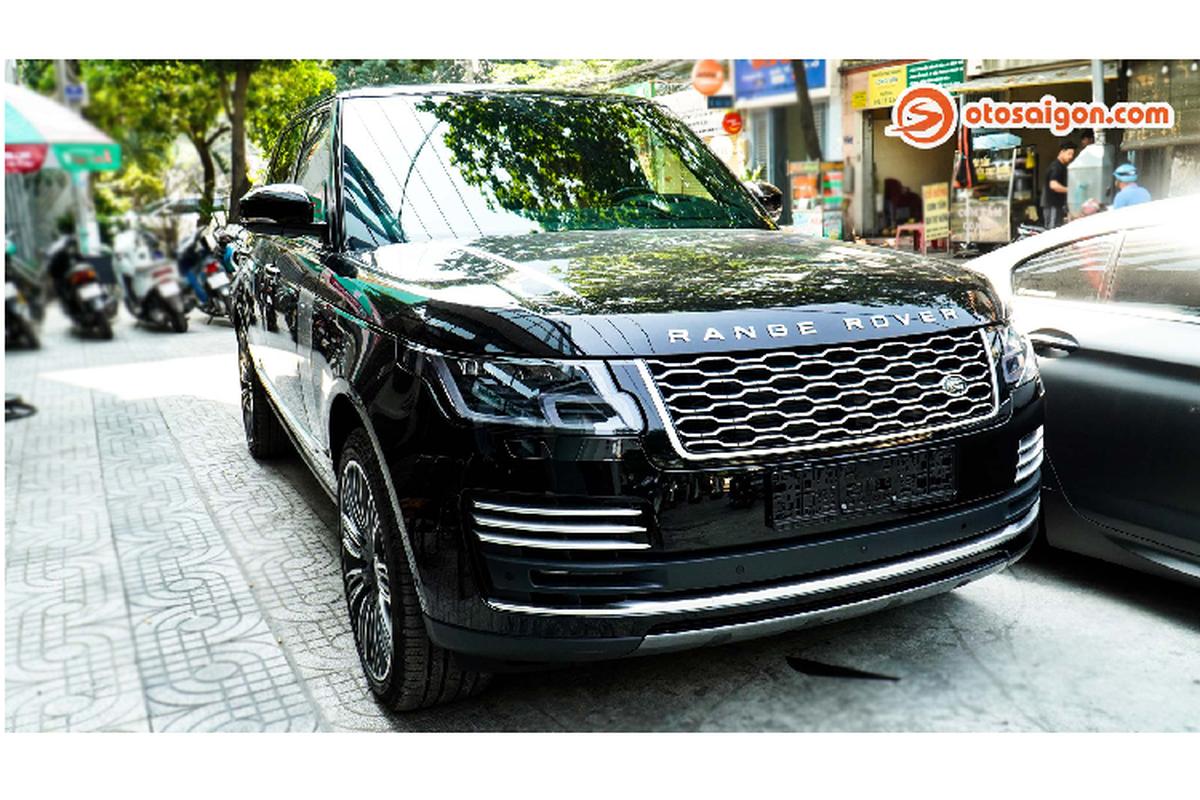 Range Rover Autobiography P400 xang lai dien hon 10 ty o Sai Gon