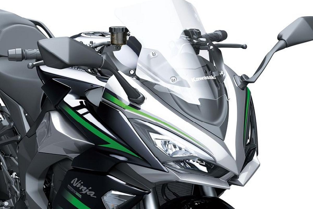 Kawasaki Ninja 1000SX 2020 tu 295 trieu dong tai Nhat Ban-Hinh-2