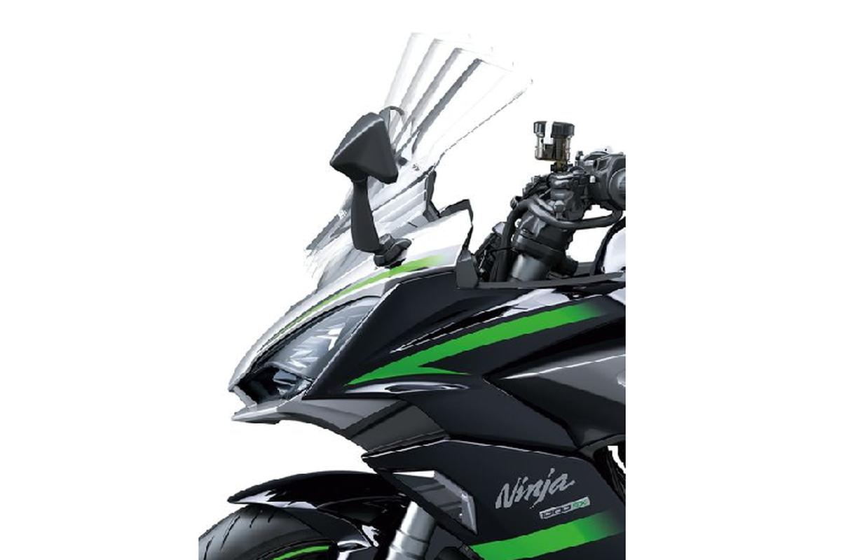 Kawasaki Ninja 1000SX 2020 tu 295 trieu dong tai Nhat Ban-Hinh-3