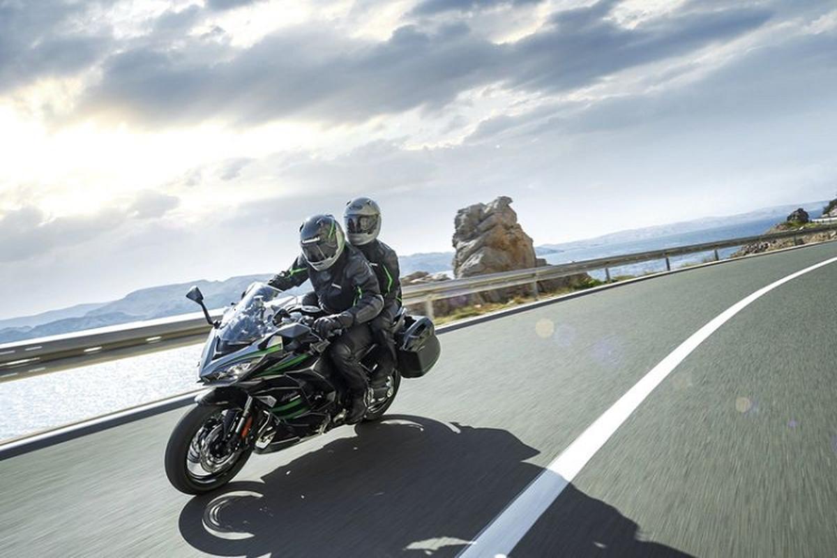 Kawasaki Ninja 1000SX 2020 tu 295 trieu dong tai Nhat Ban-Hinh-6