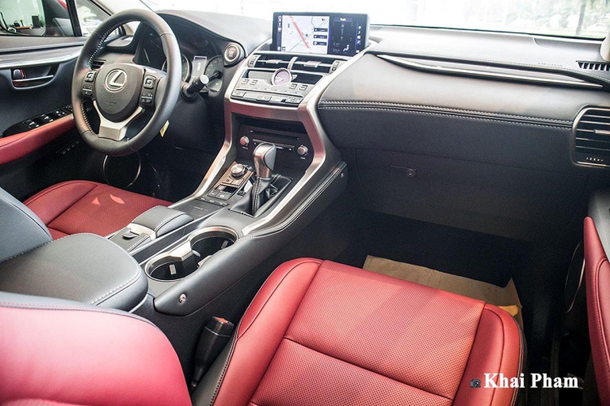 Can canh Lexus NX 300 moi hon 2,5 ty dong tai Ha Noi-Hinh-3