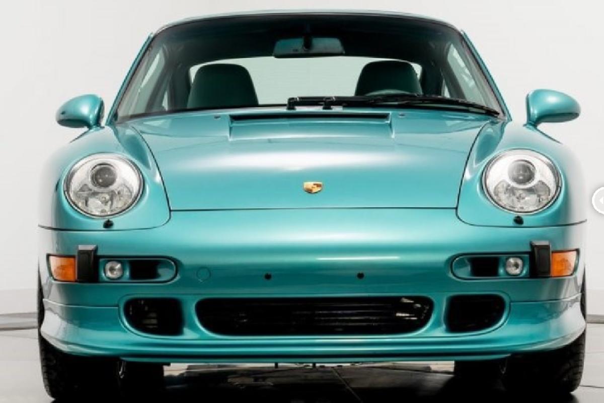 Porsche 911 Turbo S 1997 chay hon 800 km gan 800.000 USD-Hinh-4
