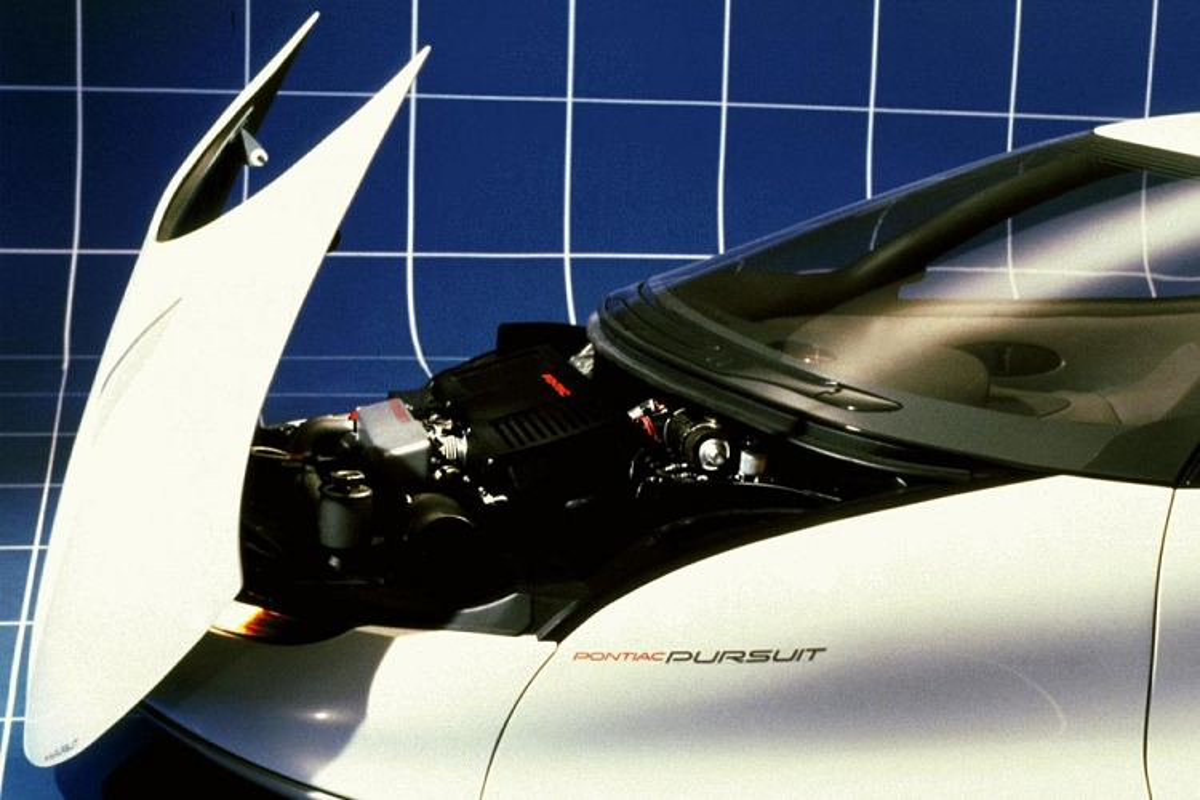 Pontiac Pursuit 1987 - hon 30 nam van di truoc thoi dai-Hinh-2
