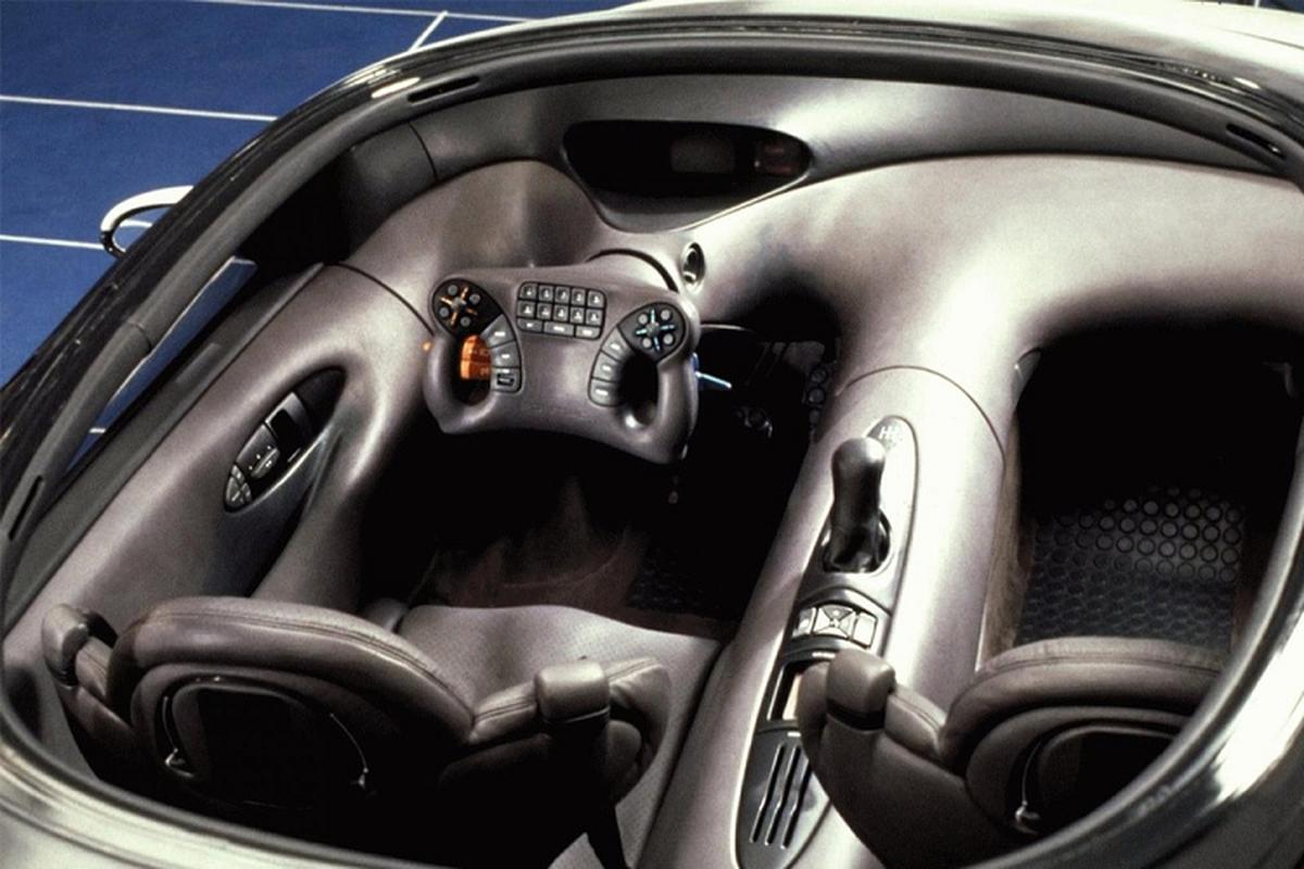 Pontiac Pursuit 1987 - hon 30 nam van di truoc thoi dai-Hinh-3