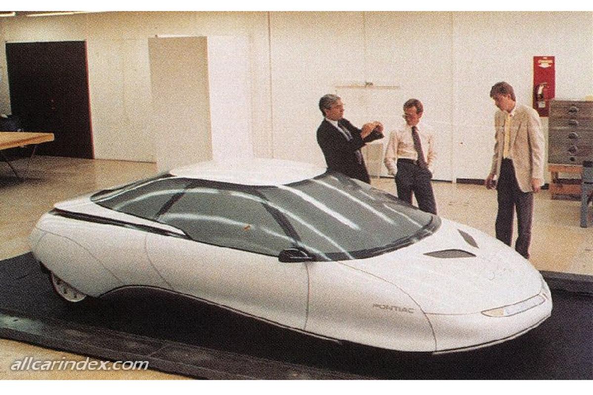 Pontiac Pursuit 1987 - hon 30 nam van di truoc thoi dai-Hinh-4