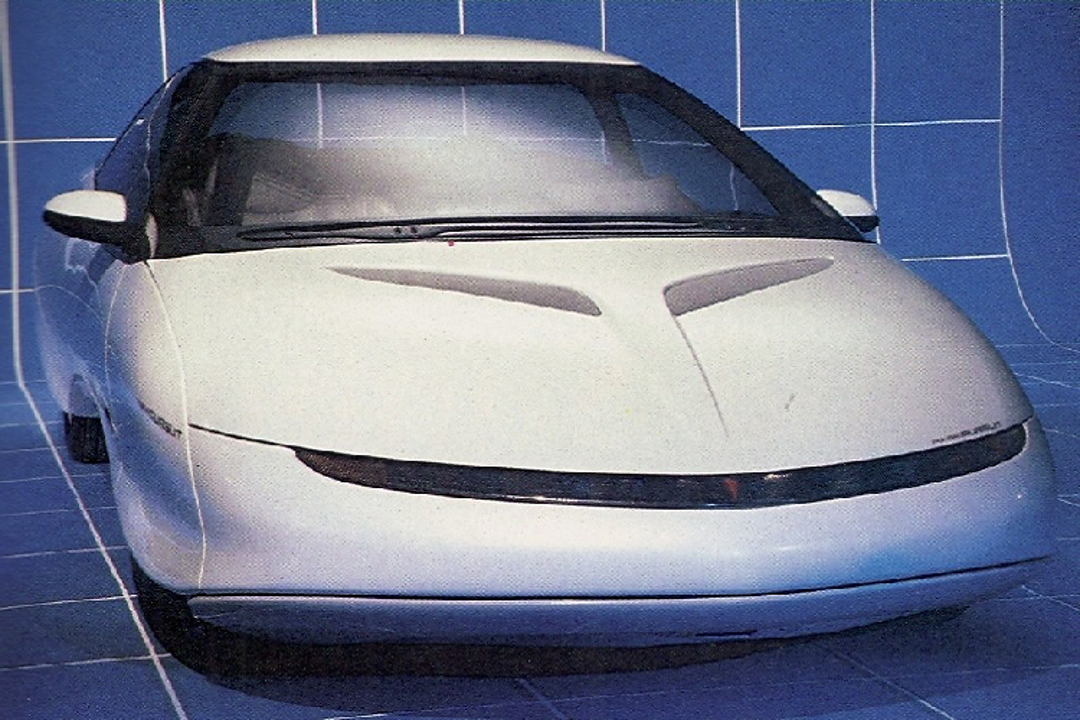 Pontiac Pursuit 1987 - hon 30 nam van di truoc thoi dai-Hinh-6