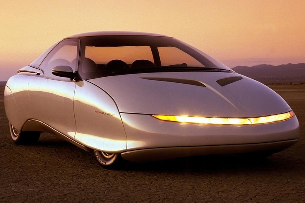 Pontiac Pursuit 1987 - hon 30 nam van di truoc thoi dai