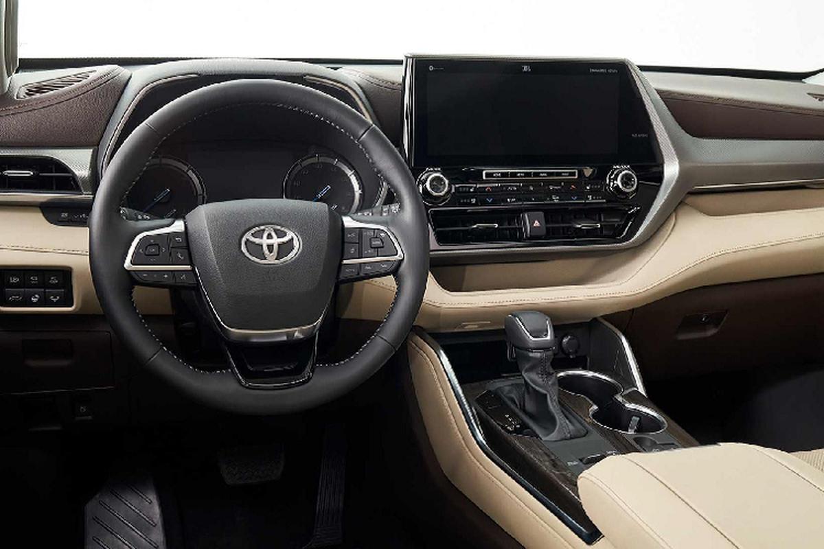 Toyota Highlander 2020 ve Viet Nam, khong duoi 4 ty dong-Hinh-6