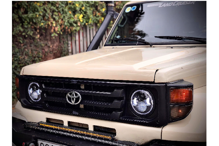 Toyota Land Cruiser BJ70