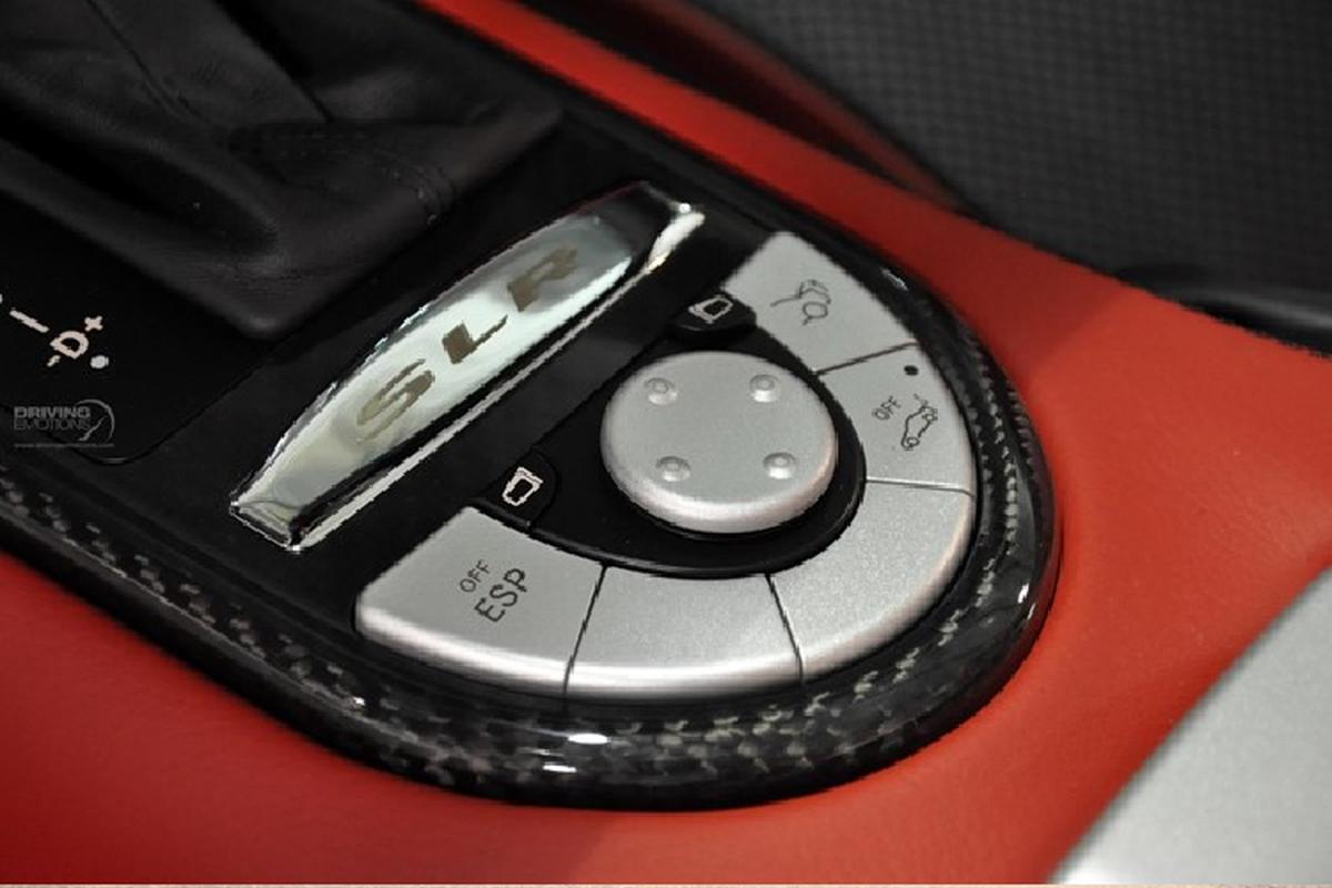 Mercedes-Benz SLR McLaren mau son Elfenbein doc nhat the gioi-Hinh-6