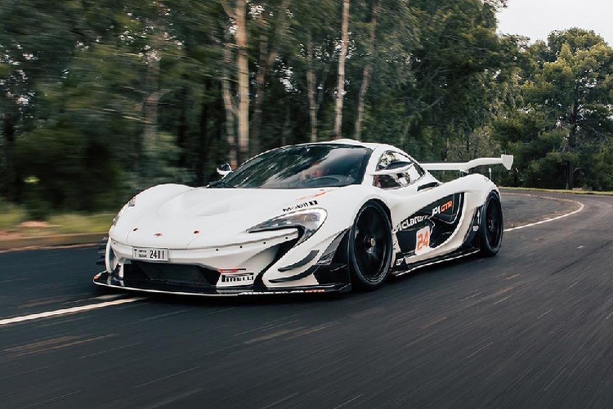 """Sieu xe """"2 trong 1"""" McLaren P1 GTR lan dau luot pho-Hinh-2"""