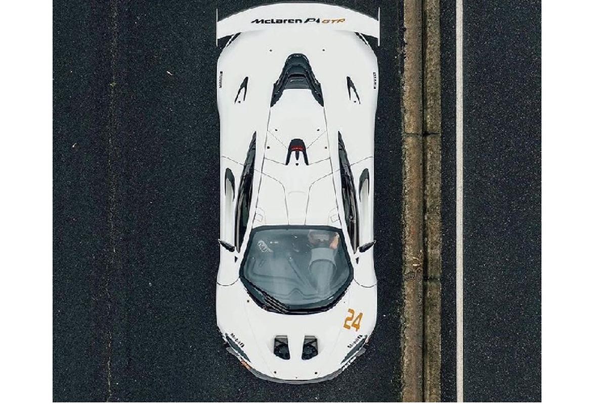 """Sieu xe """"2 trong 1"""" McLaren P1 GTR lan dau luot pho-Hinh-4"""