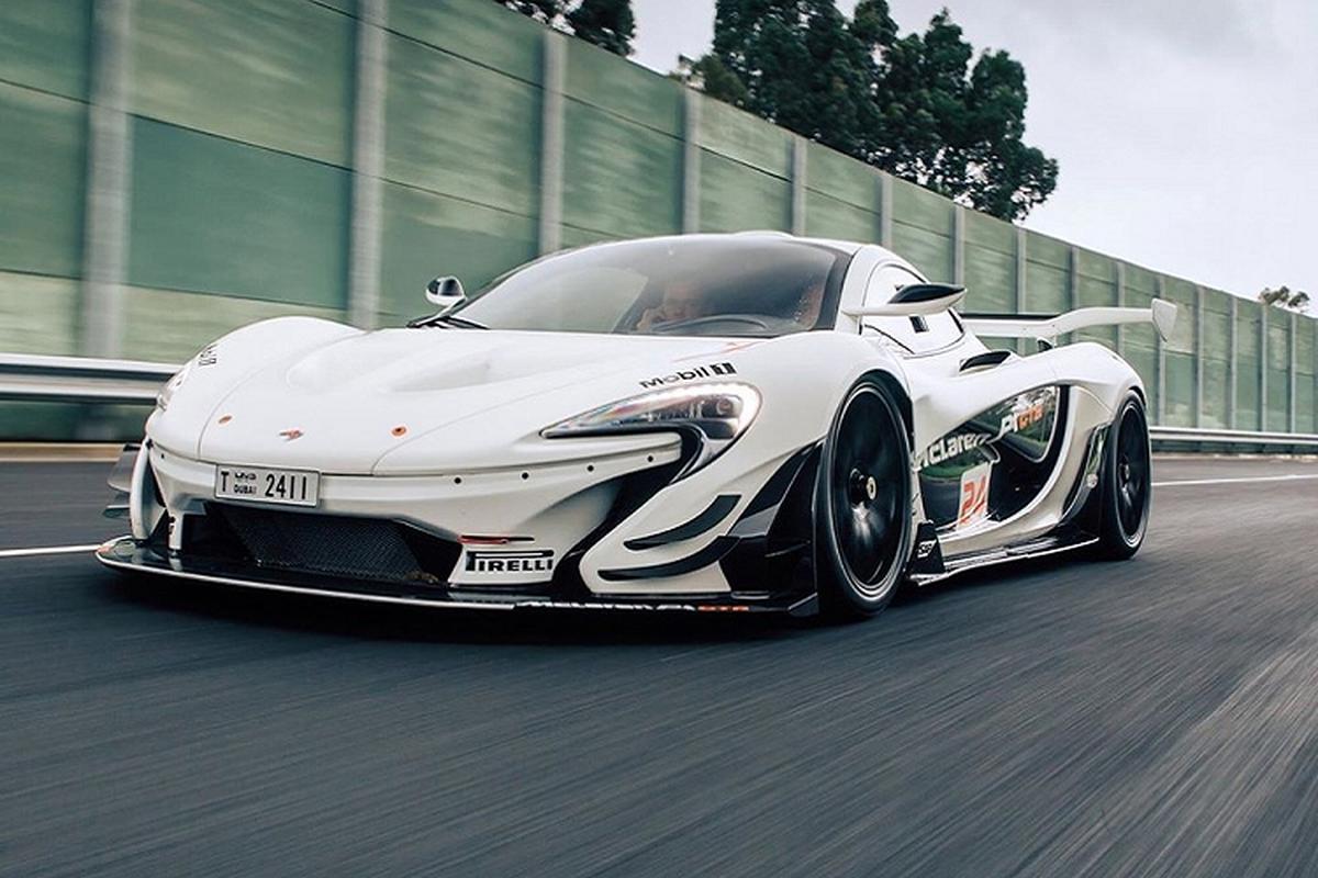 """Sieu xe """"2 trong 1"""" McLaren P1 GTR lan dau luot pho-Hinh-5"""