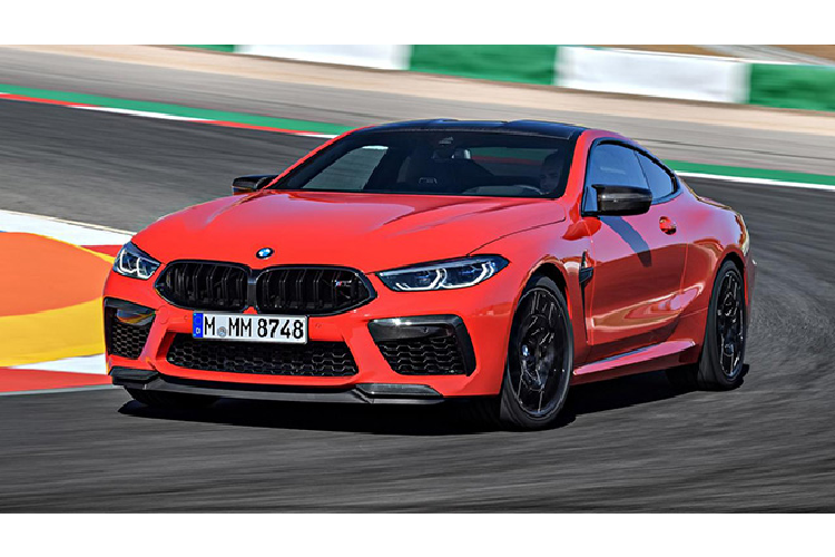 BMW M8 Competition ve Viet Nam co gia gan 13 ty dong-Hinh-6