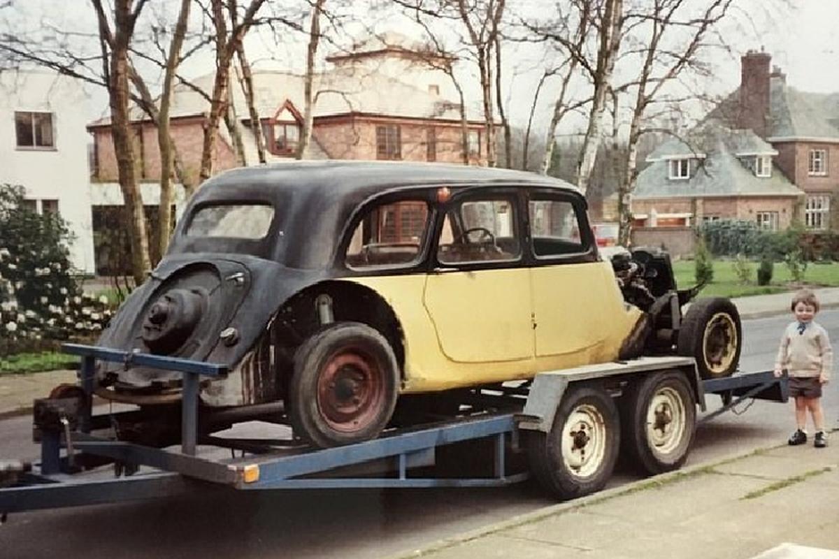 Dan choi mat 35 nam, tien ty de phuc che limousine Citroen 1939-Hinh-3