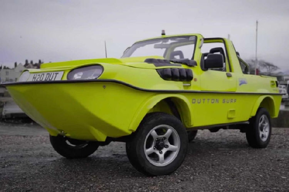 Suzuki Jimny luong cu
