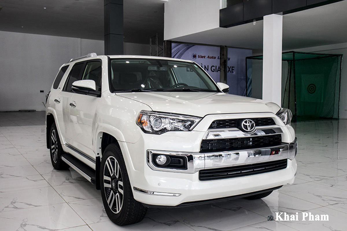Chi tiet Toyota 4Runner Limited nhap My, gan 4 ty tai Viet Nam-Hinh-13