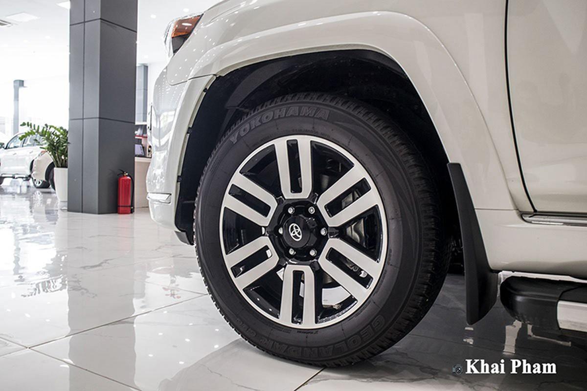 Chi tiet Toyota 4Runner Limited nhap My, gan 4 ty tai Viet Nam-Hinh-8