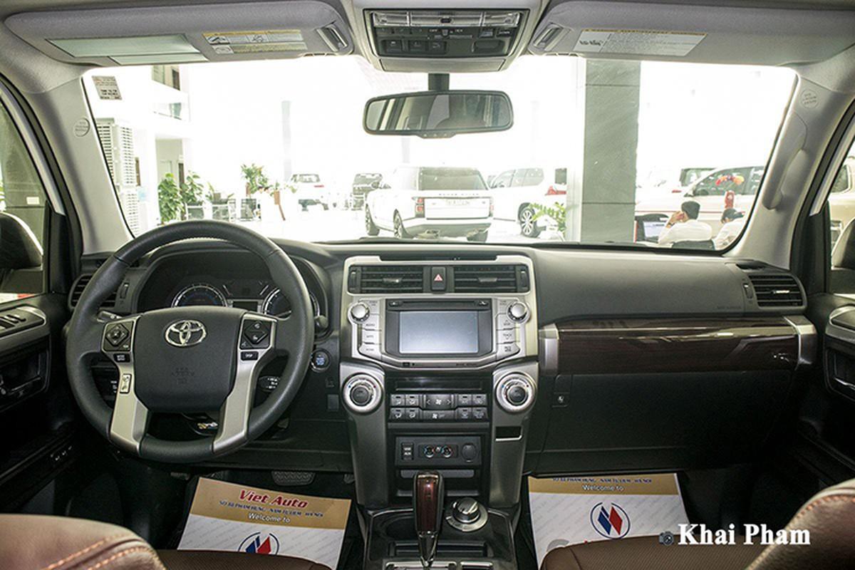 Chi tiet Toyota 4Runner Limited nhap My, gan 4 ty tai Viet Nam-Hinh-9