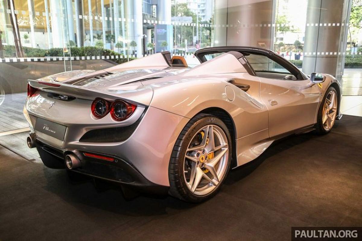Sieu pham Ferrari F8 Spider tu 6,5 ty dong tai Dong Nam A-Hinh-2