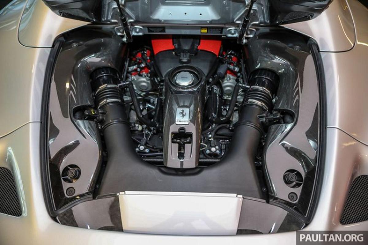 Sieu pham Ferrari F8 Spider tu 6,5 ty dong tai Dong Nam A-Hinh-3
