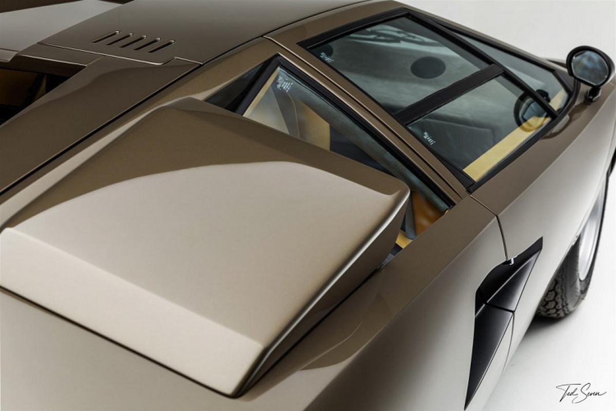 Chi tiet sieu xe Lamborghini Countach Periscopio cuc hiem-Hinh-5