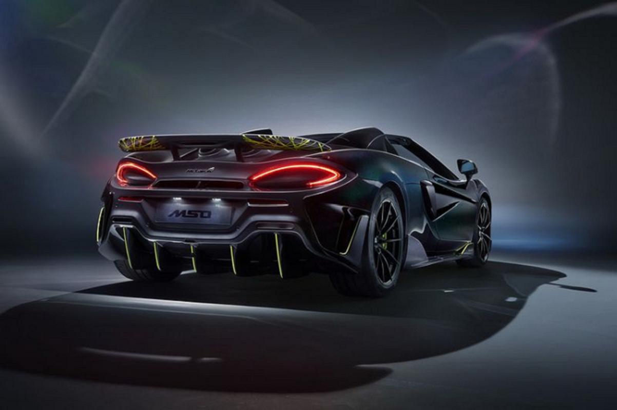 Sieu xe McLaren 600LT Spider