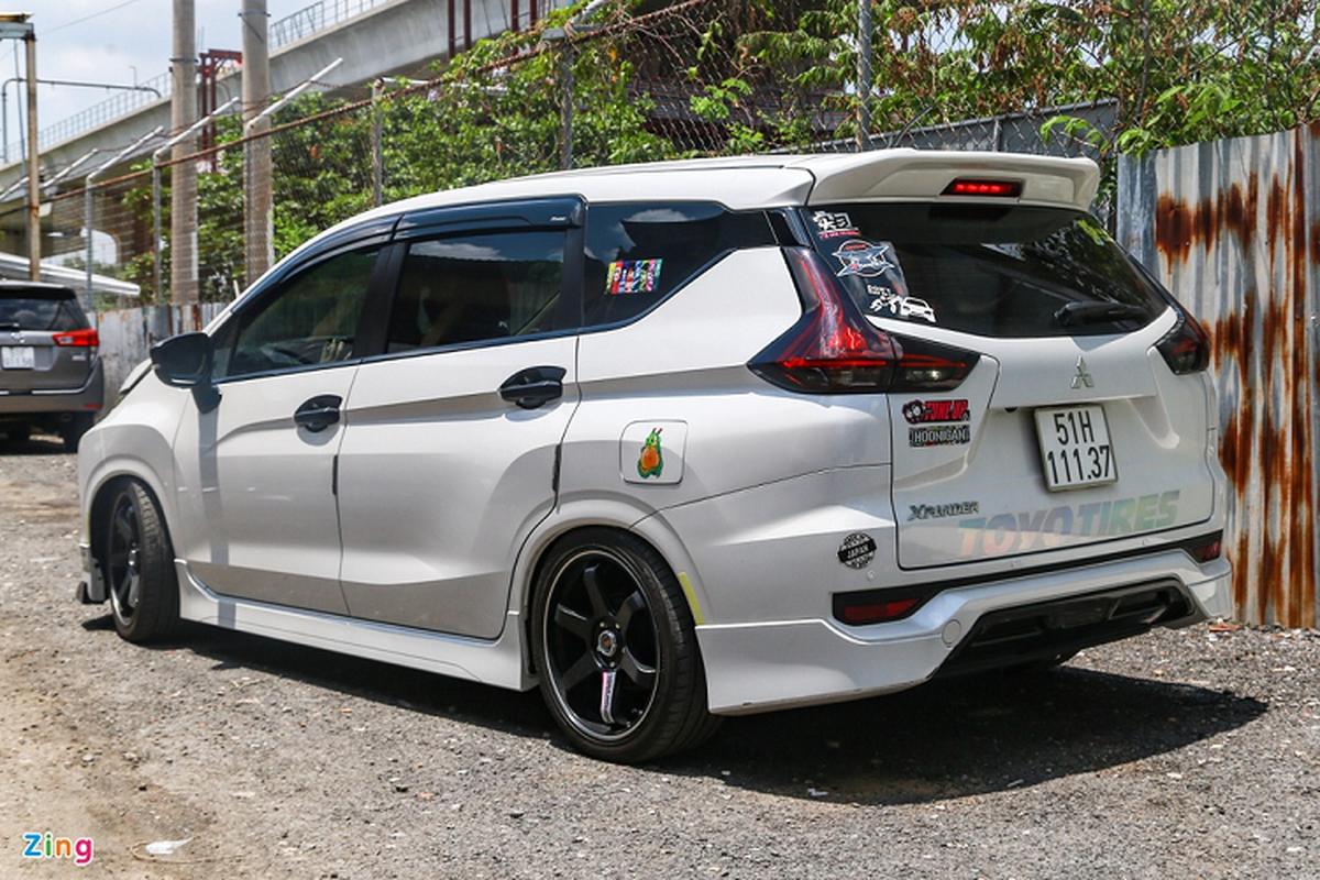 Xem dan choi Sai Gon ha gam xe gia re Mitsubishi Xpander-Hinh-10
