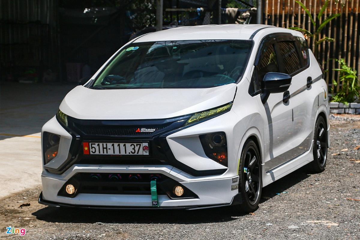 Xem dan choi Sai Gon ha gam xe gia re Mitsubishi Xpander-Hinh-11