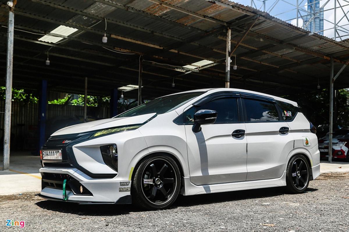 Xem dan choi Sai Gon ha gam xe gia re Mitsubishi Xpander-Hinh-6